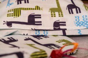 pościel niemowlęca w specjalne wzorki