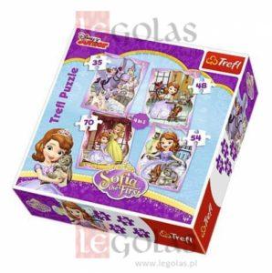 4w1 Wesoły dzień Zosi puzzle legolas