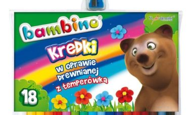Bambino kredki szkolnezakupy.pl